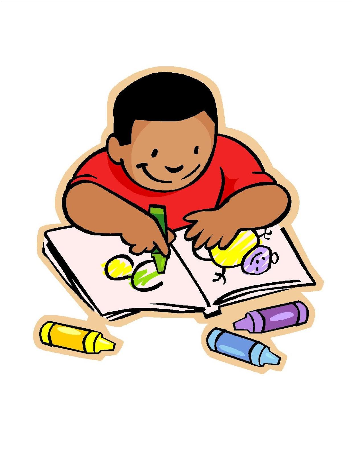 Kids Drawing Clipart: Kids car drawing clipart, Drawing Bath Kids