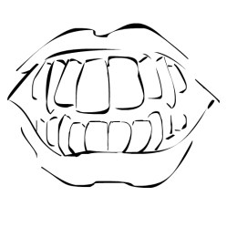 clip parts body clipart mouth teeth scary face plant lips ctr ring clipartbest 20art 20clip 20parts panda cliparts clipartpanda