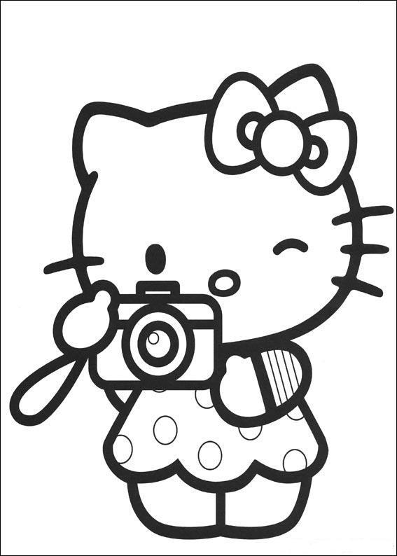 Gambar Mewarnai Hello Kitty Terbaru : gambar, mewarnai, hello, kitty, terbaru, Gambar, Hello, ClipArt