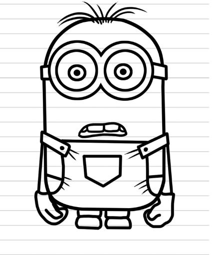 Gambar Pensil Hitam Putih : gambar, pensil, hitam, putih, Gambar, Pensil, Kartun, ClipArt
