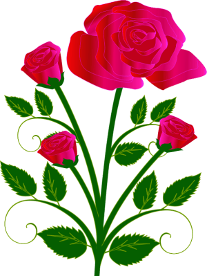 yellow rose clipart clip roses