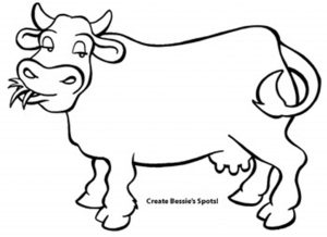 cow line drawing simple clipart cliparts don clipartbest gadget windows collections friday theme illustration