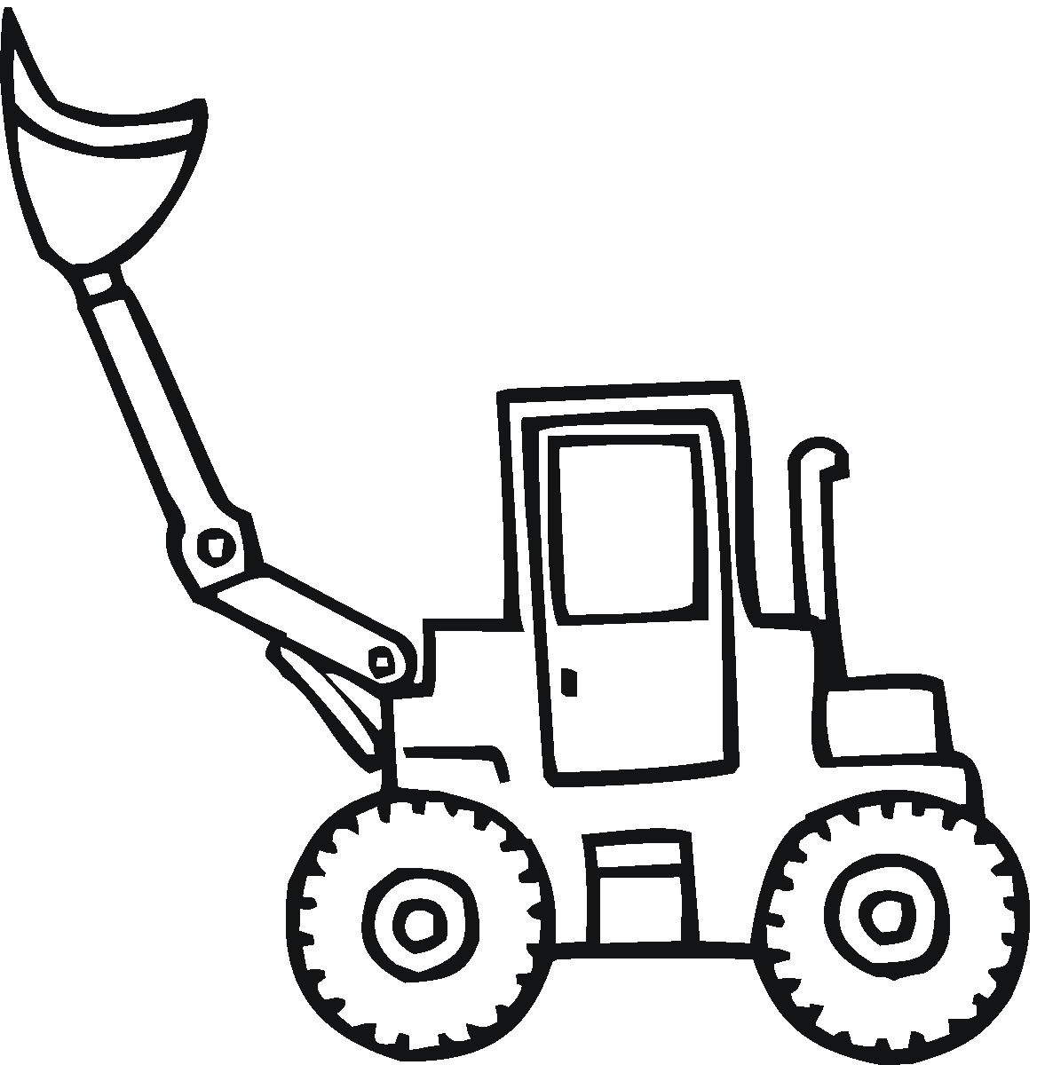 Coloring Pages Of Shovel Clipart Best Sketch Coloring Page