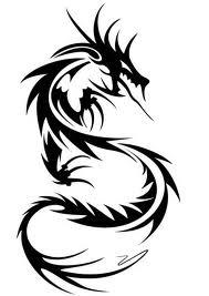 Tato Hitam Putih : hitam, putih, Motif, Hitam, Putih, Inspirasi, Model, ClipArt