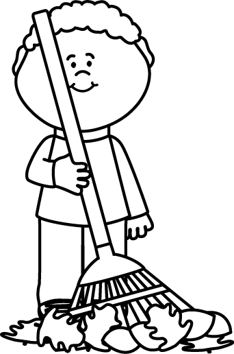 Cleaning Clipart Black And White : cleaning, clipart, black, white, Clean, House, Black, White, Clipart, ClipArt