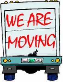 Moving Van Cartoon : moving, cartoon, Moving, Cartoon, Clipart, ClipArt