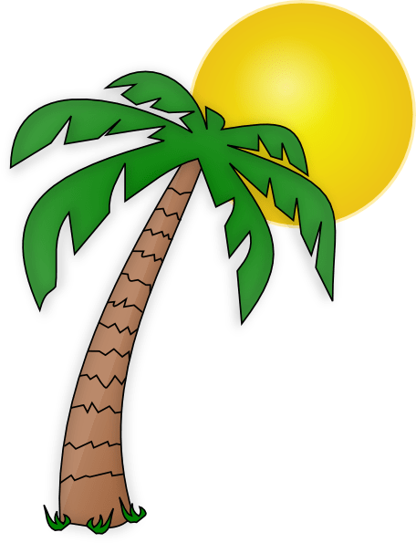 Background Kelapa Sawit : background, kelapa, sawit, Pohon, Kelapa, Sawit, Animasi, ClipArt