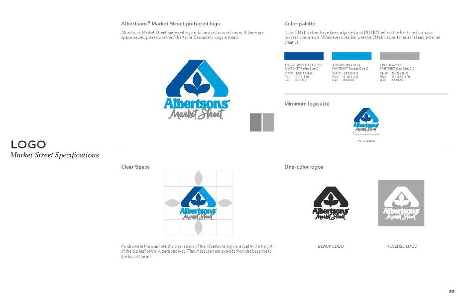 Download High Quality albertsons logo dark Transparent PNG