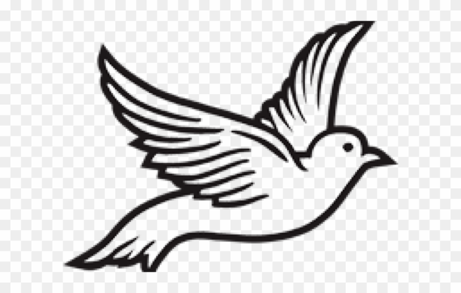 Download High Quality dove clipart catholic Transparent