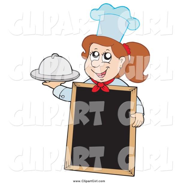 Girl Clipart - Stock Design Of