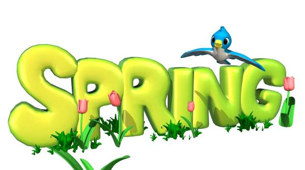 animated springtime clip art danaami2
