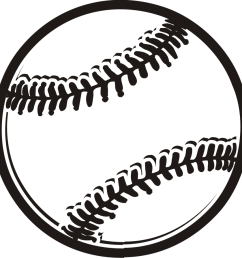 baseball clip art free clipart clipartcow 3 [ 893 x 894 Pixel ]