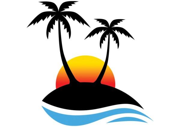 beach clip art clipart 4