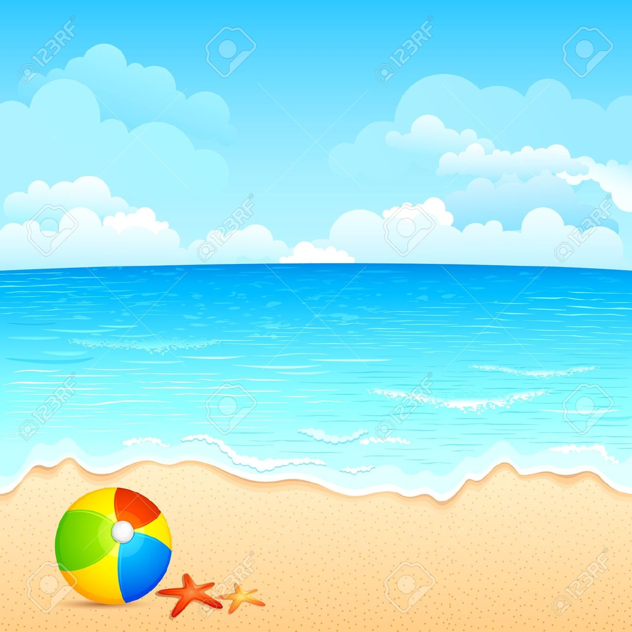 hight resolution of beach clipart free clipart images