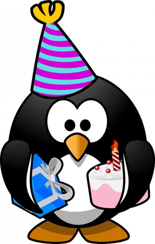 free birthday animated
