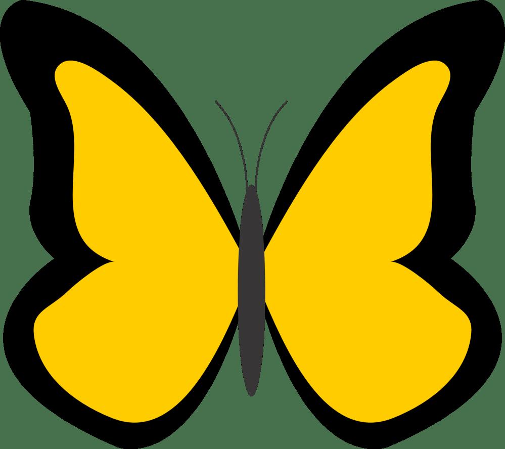 medium resolution of butterfly clip art free clip art image 8