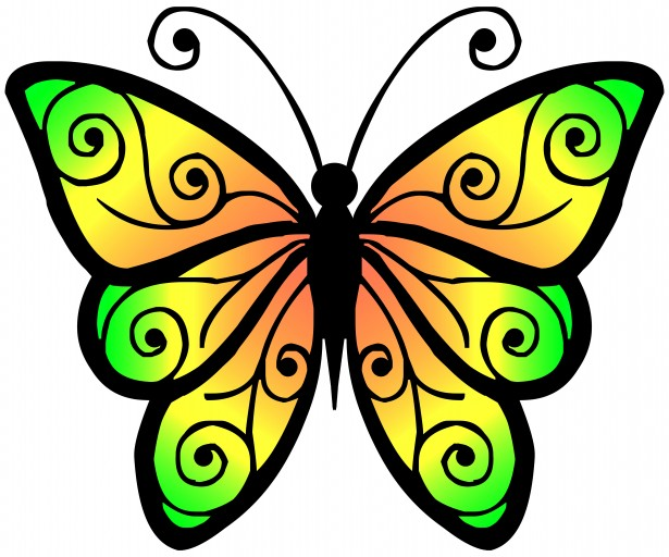 Butterfly Clipart Clipart Cliparts For You 2 Cliparting Com