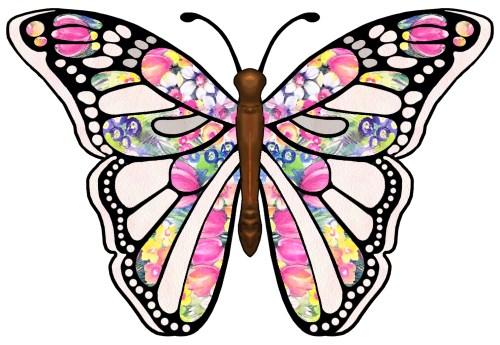 small resolution of butterfly clipart danaamda top