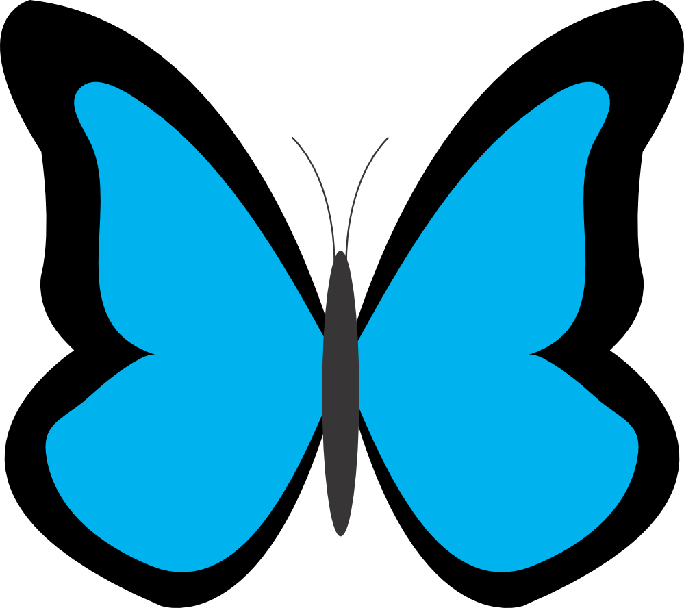 medium resolution of butterfly clipart free clipart images 3