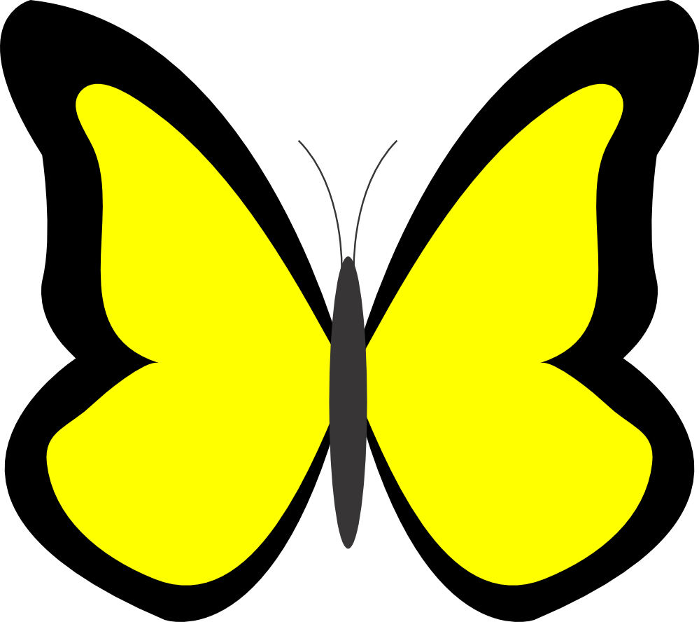 hight resolution of butterfly clipart free clipart images 5