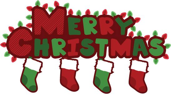 christmas clipart 5 merry