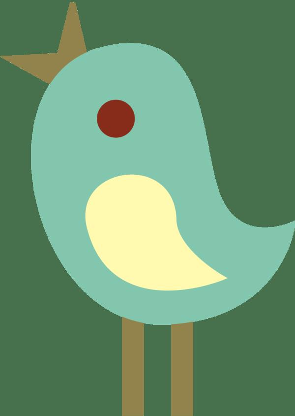 free bird clip art clipart clipartcow