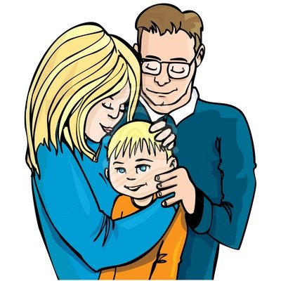 family clipart 2