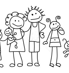 family clipart free clipart image 4 [ 1800 x 1200 Pixel ]