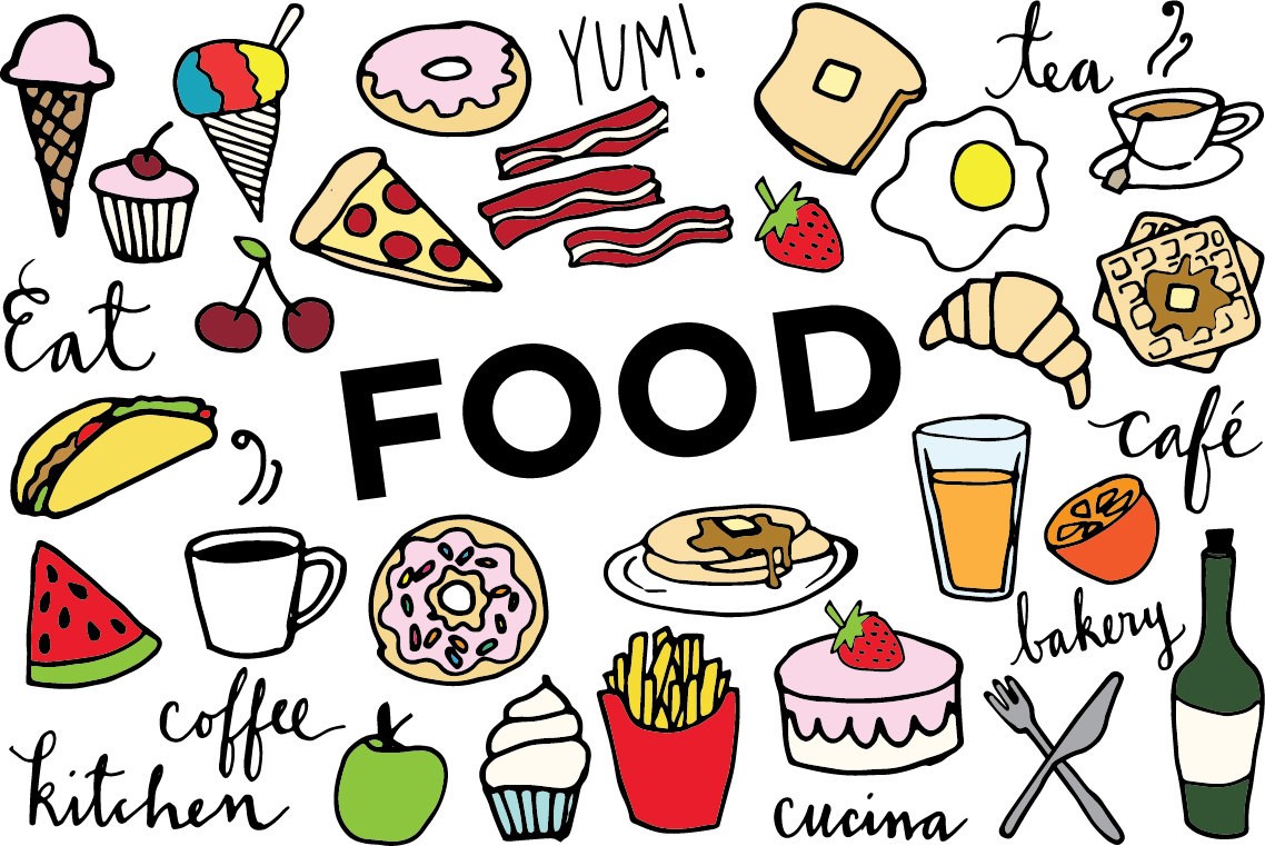 hight resolution of food clipart free clipart images 3