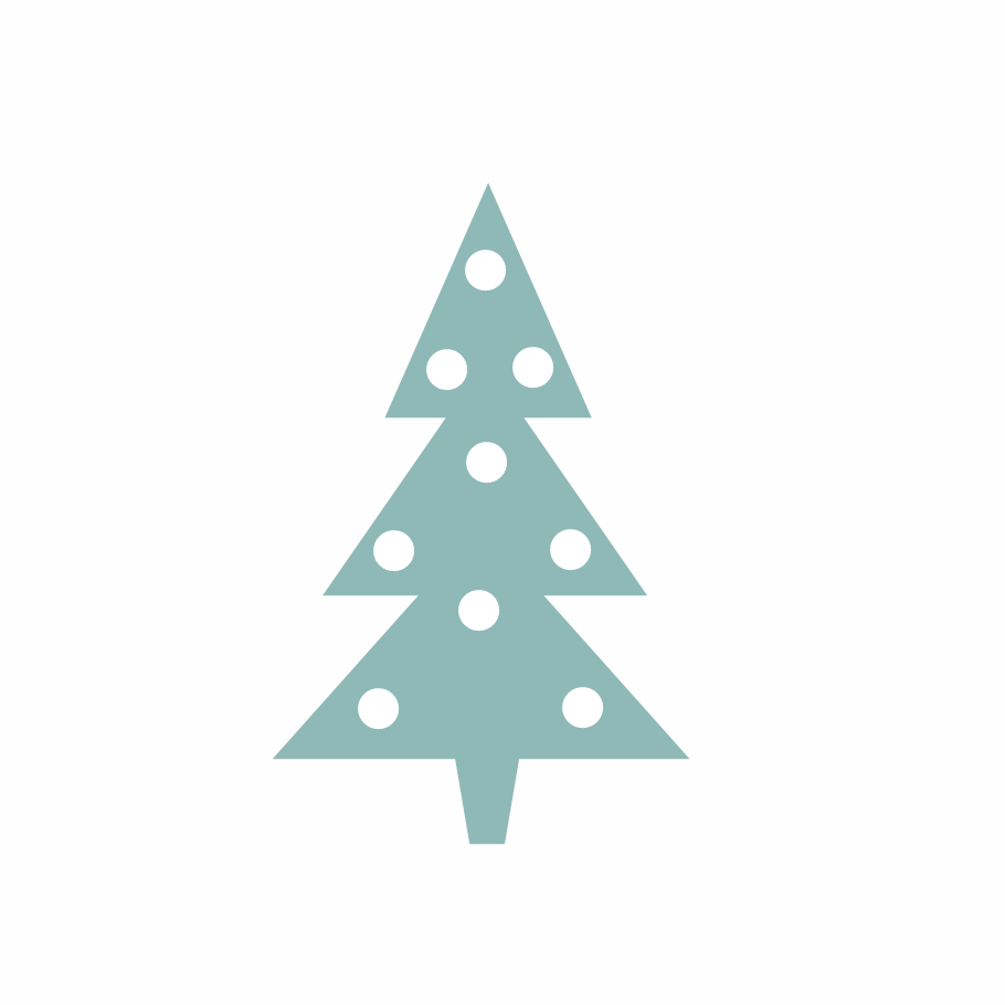 hight resolution of free clipart images three free christmas tree images
