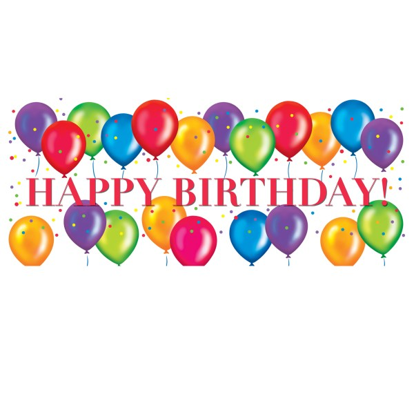 Free Birthday Happy Clipart