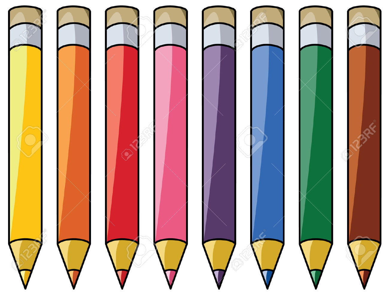 hight resolution of free pencil clipart public domain pencil clip art images and image 3