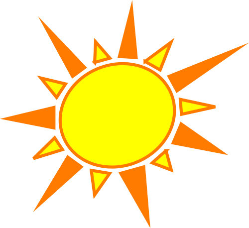 small resolution of freeol sun clipart clipart and vector image