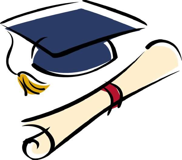 graduation cap hat free