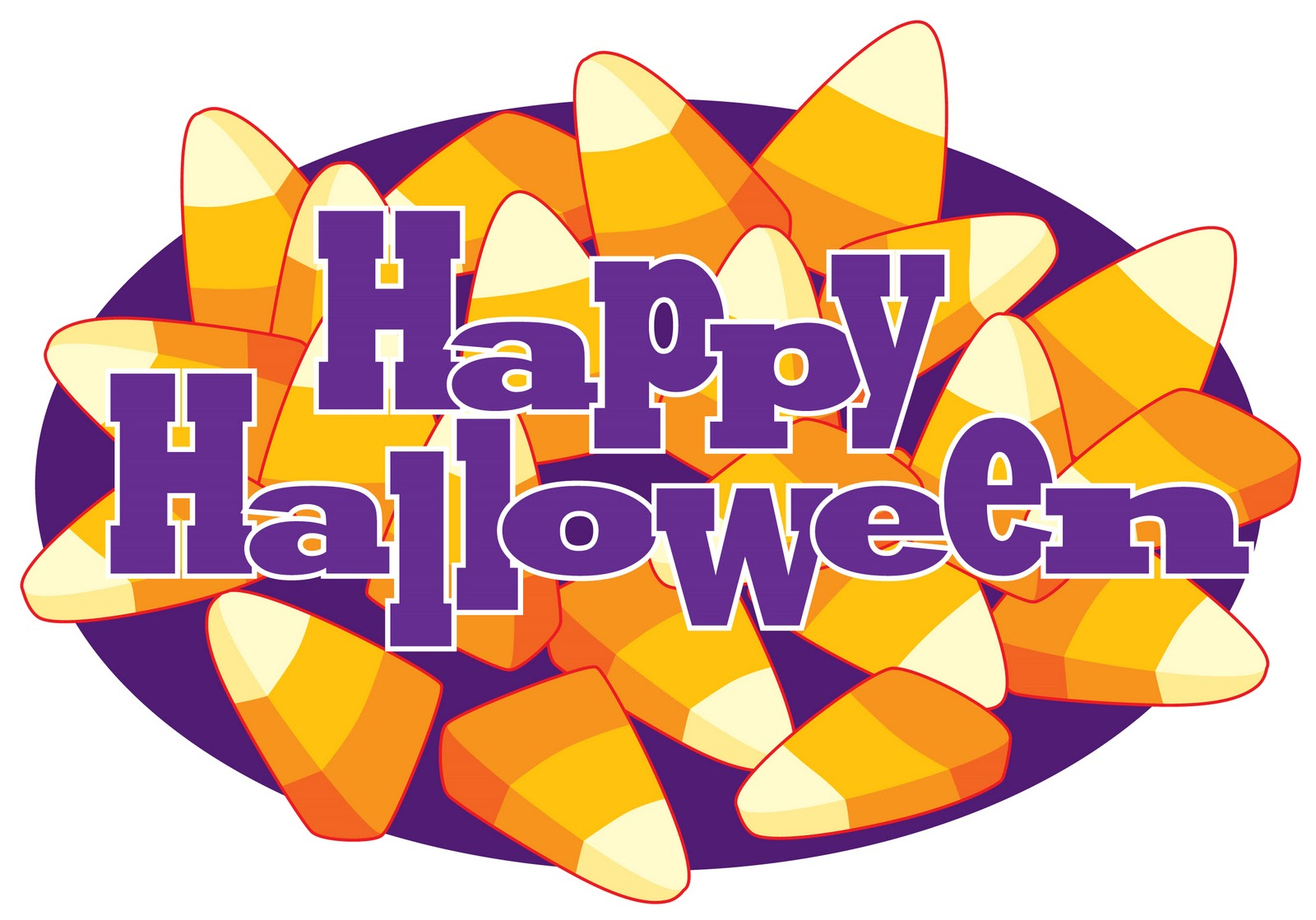 hight resolution of halloween candy clipart