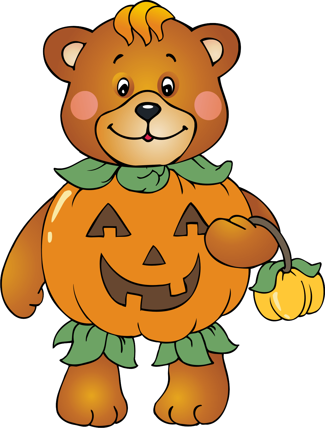 hight resolution of halloween clipart free 2