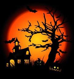 halloween clipart free [ 1417 x 1417 Pixel ]