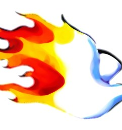holy fire clipart [ 1559 x 1054 Pixel ]