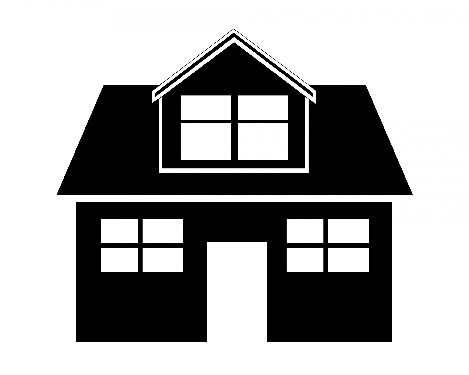 hight resolution of house clipart clipart cliparts for you 2