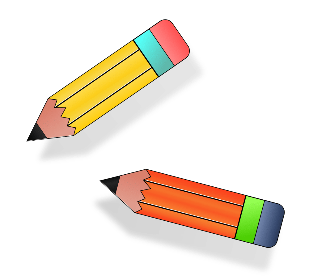 medium resolution of pencil free to use clipart 3