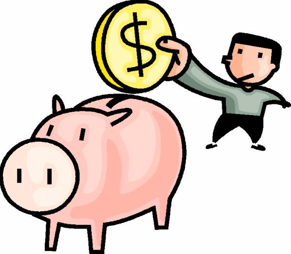 save money clipart