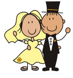we did wedding clipart [ 1329 x 1368 Pixel ]