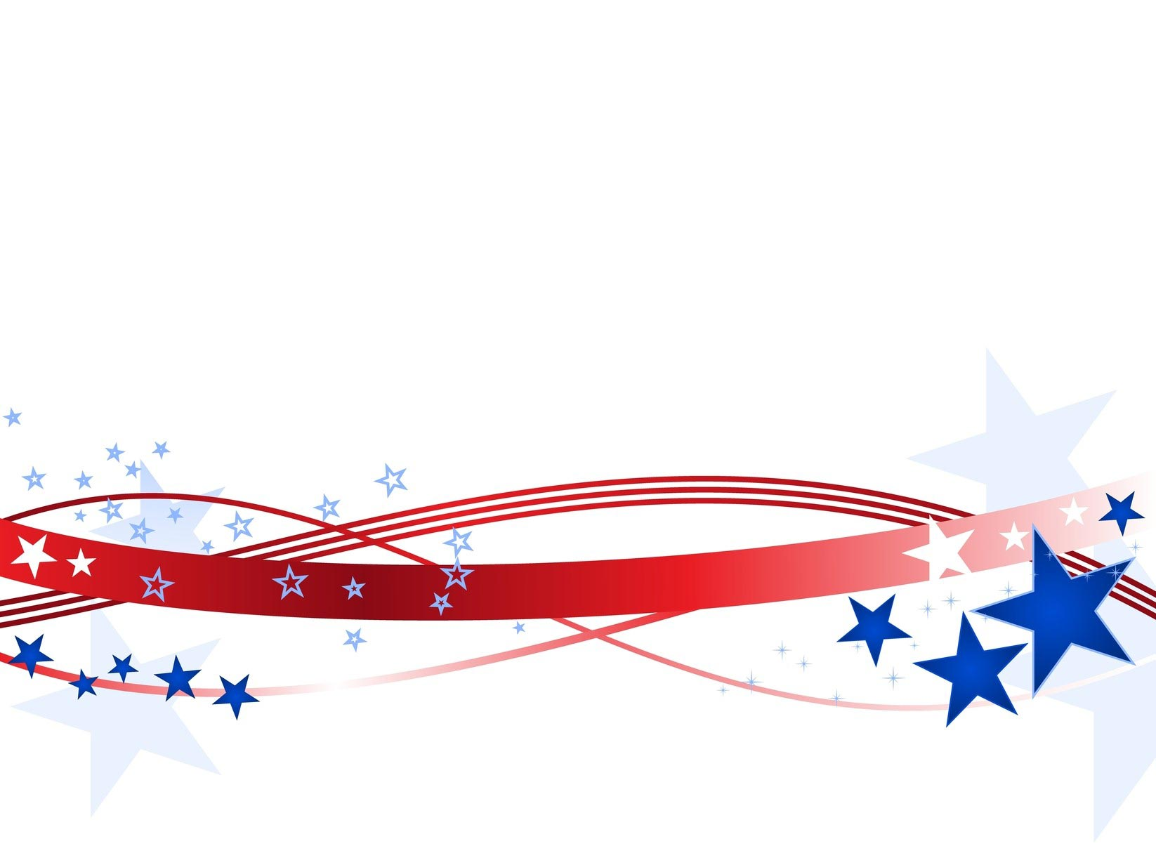 hight resolution of 4th of july fireworks border free clipart images 3