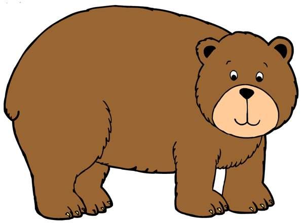 bear clip art free clipart