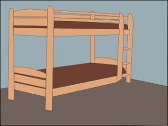 Bed clipart of child 2 image Cliparting com
