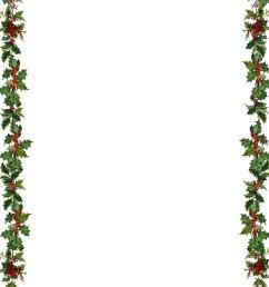 christmas border clip art free clipart images 2 [ 900 x 1305 Pixel ]