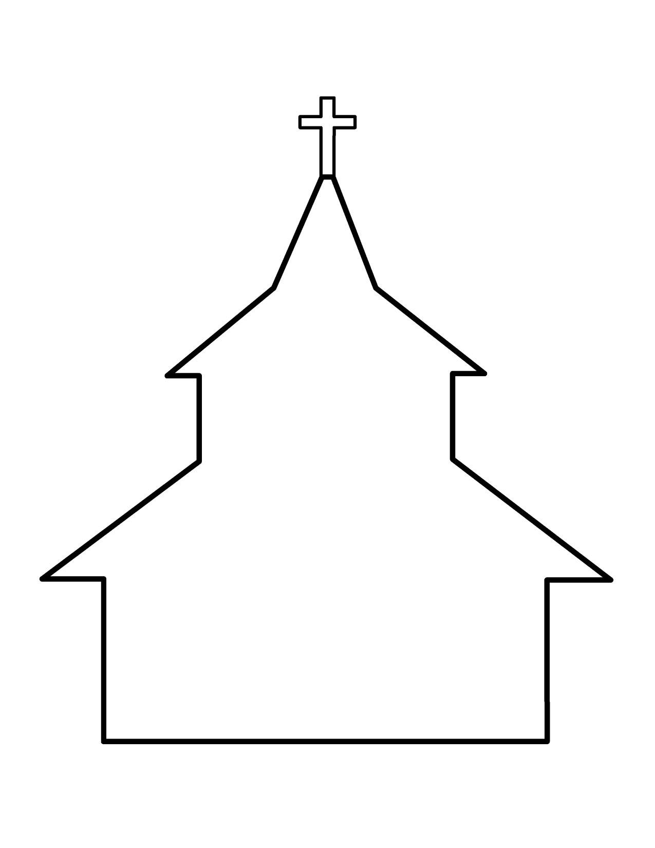 hight resolution of church banner clipart