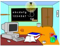 Classroom free school clipart clip art pictures graphics ...