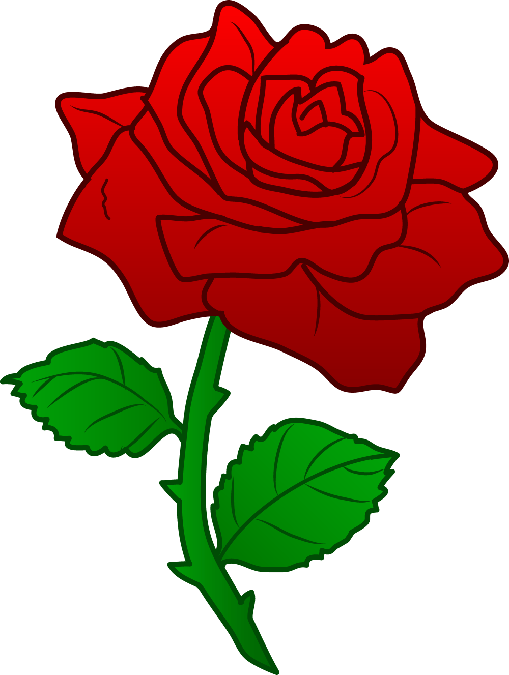 medium resolution of clipart flower rose free clipart images