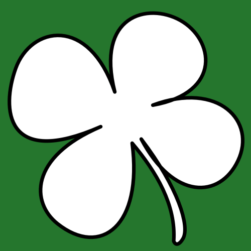 small resolution of clipart shamrock clipart